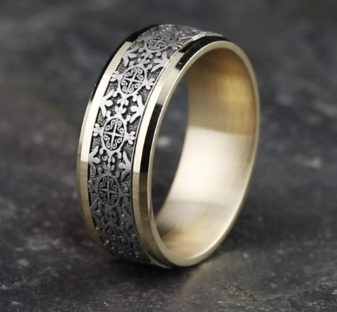 Ring THE SAINT