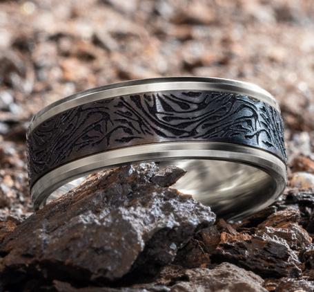 Ring THE KATANA